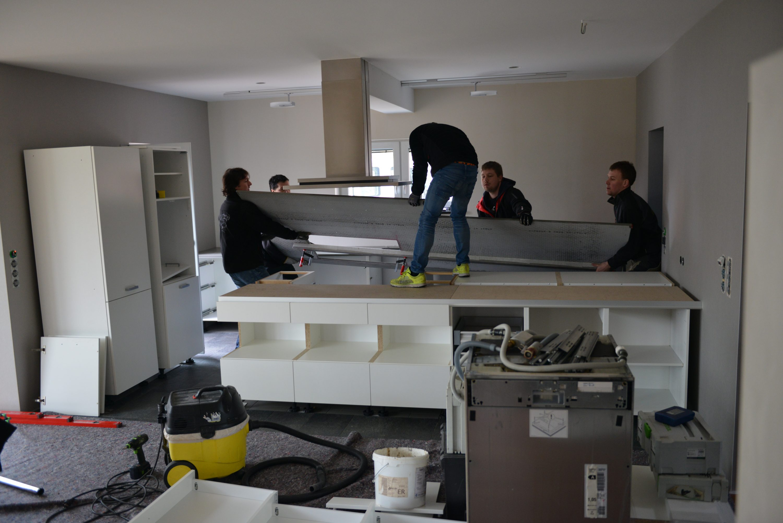 Gut Erfreut Küche Umbau Ideen Vor Und Nach Bilder   Ideen Für Die Küche .